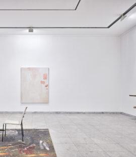 Franz West, Abriss, 1995; Monika Baer, Alexandra Bircken, Janus, 2016; Monika Baer, Murals, 2013; Martin Kippenberger, New Age, Goethestadt, Ying und Yang, 1990