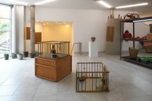 Der Schrank von Ramon Haze im Museum Abteiberg