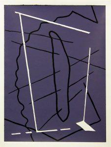 Ohne Titel, 1990, Farbhochdruck