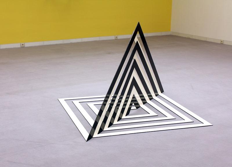 Konrad Sieben, Elementarstruktur, 1969/70