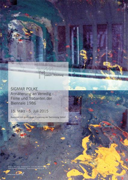 Sigmar Polke, Biennale Venedig