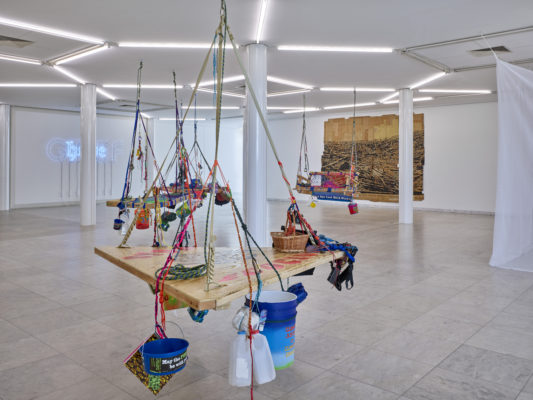 Exhibition View, Museum Abteiberg. Photo: Achim Kukulies