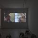 Nonviolent Civil Disobedience Training (Dancers) 2004, Video Doppelprojektion. Foto: Achim Kukulies