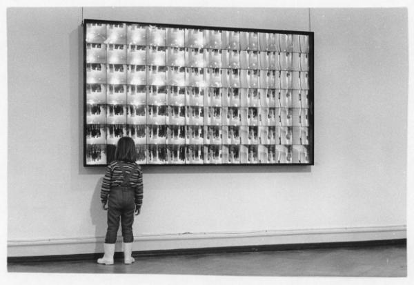 Werke der Sammlung ETZOLD im alten Museum auf der Bismarckstr.